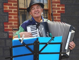 Adelaide Piano Accordion Player
